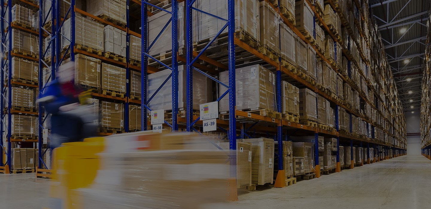Start utilising your empty warehouse space today. image