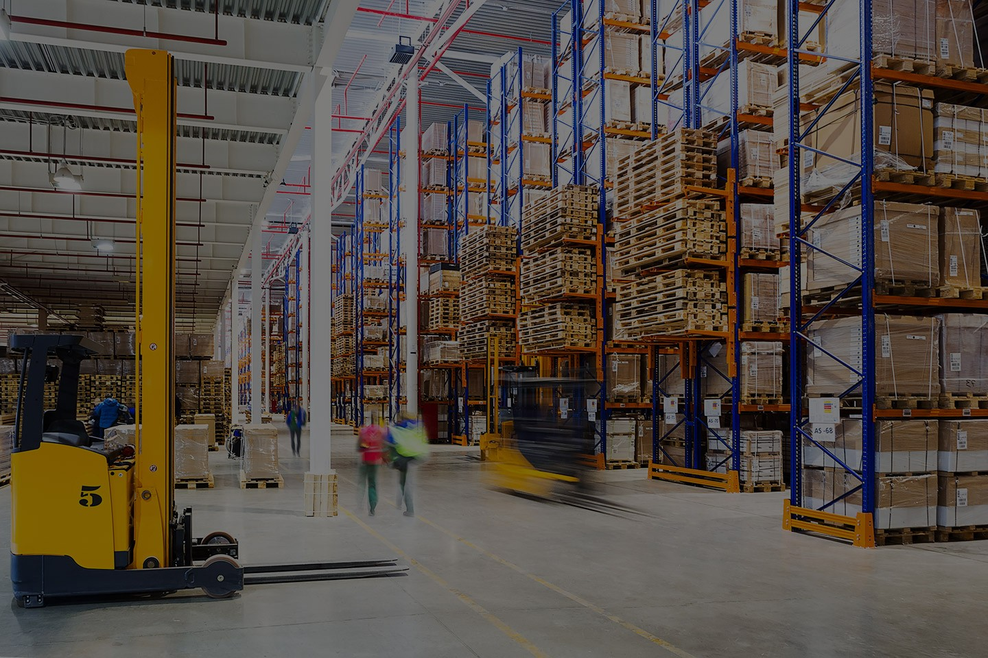 WAREHOUSING ON DEMAND image